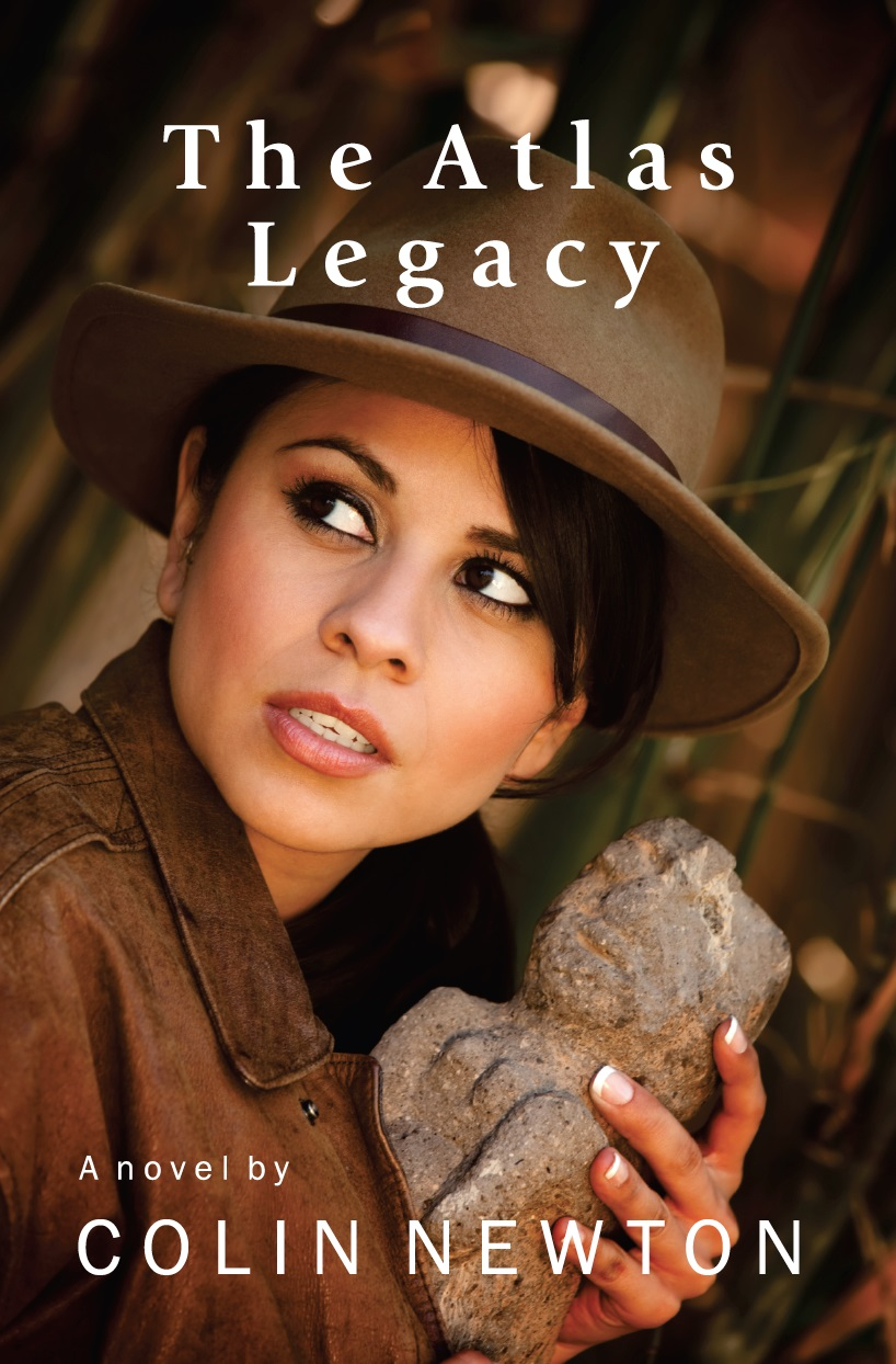 The atlas legacy book front cover