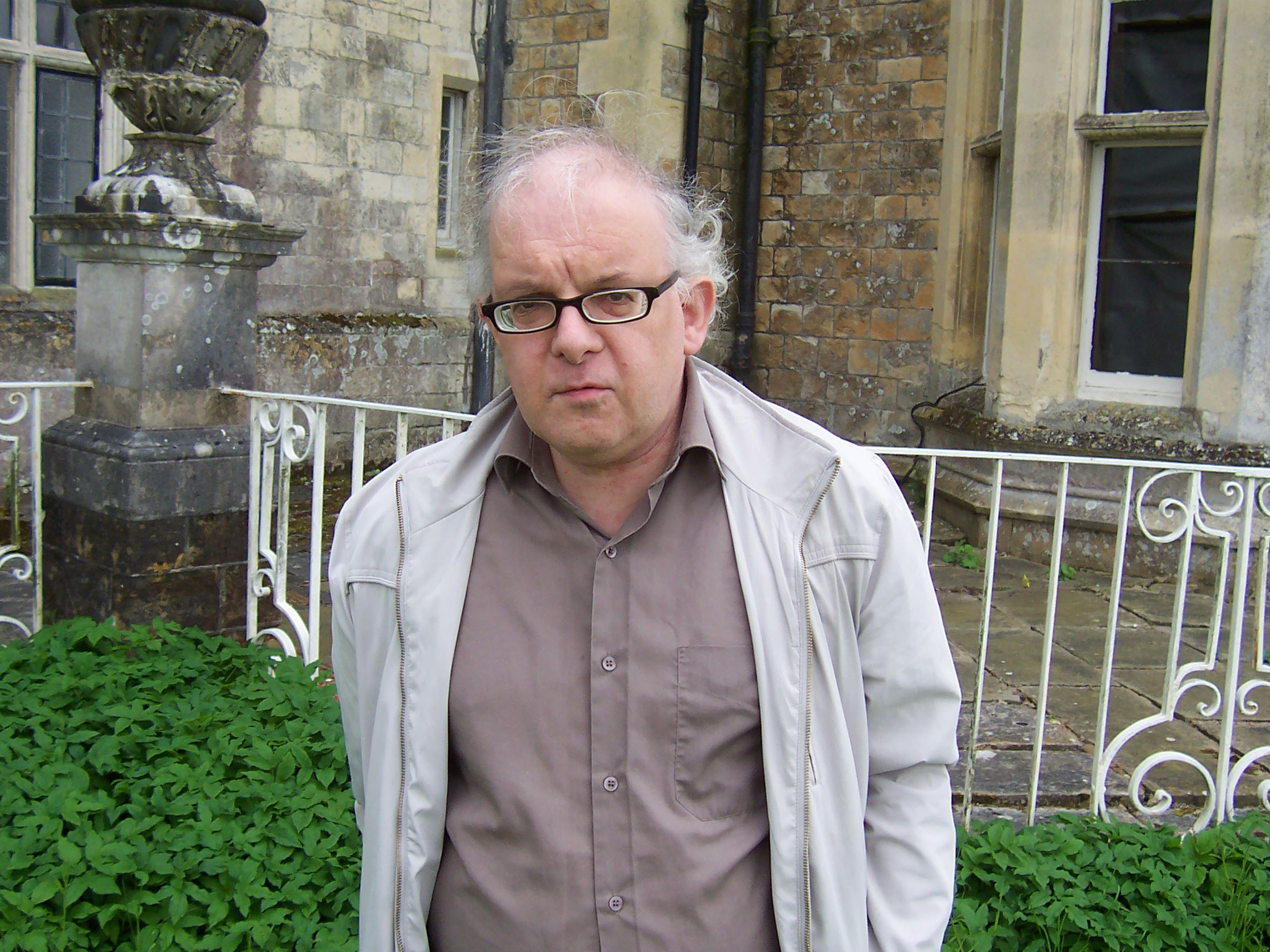 Photo of author Colin Newton
